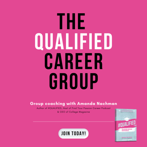 QUALIFIED Group Career Coaching 1